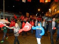 DEMOKRASİ NÖBETİ - Posof'ta '15 Temmuz Demokrasi Ve Milli Birlik Günü'