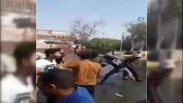 SOKAĞA ÇIKMA YASAĞI - Protesto Gösterilerinde 165 Kişi Yaralandı