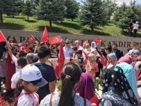 İHSAN KARA - Pursaklar'da 15 Temmuz'da Şehitlik Ziyaret Edildi
