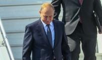 RUSYA DEVLET BAŞKANı - Putin, Beklenen Zirve İçin Helsinki'de