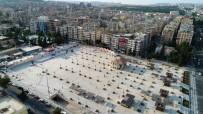 SEMT PAZARI - Rabia Meydanı Hizmete Açıldı