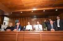 ORMAN BAKANI - Rektör Hotar, Bakan Pakdemirli'nin De Katıldığı Törende Bayrağı Devraldı