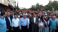 KİLİS VALİSİ - Rektör  Karacoşkun 15 Temmuz Kutlamalarına Katıldı