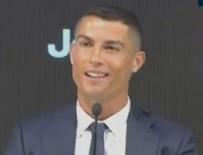 YILDIZ FUTBOLCU - İtalya'da Cristiano Ronaldo çılgınlığı!