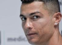 JUVENTUS - Ronaldo Sağlık Kontrolünden Geçti