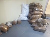 Sakarya'da 229 Kaçak Tütün Ele Geçirildi