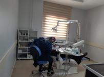 İL SAĞLIK MÜDÜRÜ - Sincik İlçe Devlet Hastanesine Yeni Diş Ünitesi