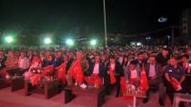 ŞIRNAK VALİSİ - Şırnak'ta Demokrasi Nöbetine Binlerce Kişi Katıldı