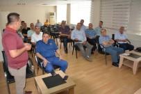 BELEDİYE BAŞKAN YARDIMCISI - Sökespor İçin Güç Birliği Toplantısı