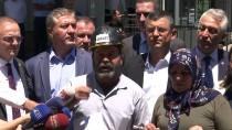 SOMA - Soma'daki Maden Faciasında Yakınlarını Kaybedenler Ankara'da