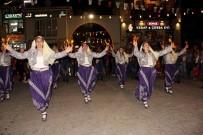 HALK OYUNLARI - Tepebaşı Belediyesi Halk Oyunları Ekibi, Avanos Halk Şenlikleri'ne Katıldı