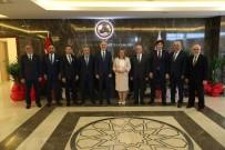 ARABULUCULUK - Ticaret Bakanı Pekcan, İTO Heyetini Kabul Etti