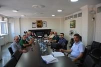BELEDIYE İŞ - Toplu Sözleşme Görüşmeleri Başladı