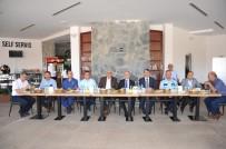 DEVLET MEMURU - Trabzon'a Atanan Bozüyük İlçe Müftüsü Selami Bağcı'ya Veda Yemeği