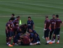 SLOVENYA - Trabzonspor'da Burak Yılmaz şoku