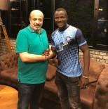 FORMA - Traore Adana Demirspor'da