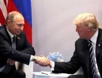 RUSYA DEVLET BAŞKANı - Trump-Putin zirvesi sona erdi