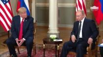 RUSYA DEVLET BAŞKANı - Trump'tan Putin Görüşmesi Öncesi Açıklama