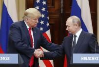 RUSYA DEVLET BAŞKANı - Trump Ve Putin, Suriye'ye İnsani Yardım İçin Ortak Çalışma Kararı Aldı