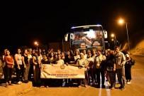 Tunceli'de 'Bir Kadın Değişir, Dünya Değişir' Gezisi