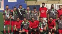 MURAT SEFA DEMİRYÜREK - Türk Ve Filistinli Gençler Futbolla Buluştu