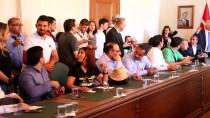 BASIN MENSUPLARI - Yabancı Gazeteciler 'Kültür Başkenti' Kastamonu'da