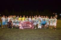 FUTBOL TAKIMI - 15 Temmuz Şehitleri Anısına Maç Yapıldı