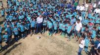HÜSEYIN SÖZLÜ - 7 Bin Çocuk Ücretsiz Futbol Eğitimi Alacak