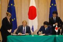 DONALD TUSK - AB Ve Japonya Arasında Tarihi Anlaşma İmzalandı