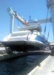 DEMIRLI - Acun Ilıcalı'nın 'Survivor' İsimli Teknesi Batma Tehlikesi Geçirdi