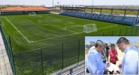 FUTBOL TAKIMI - Ampute Futbol Ve Okçuluk Sahasında Sona Doğru