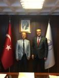 Anadolu TÖMER'den TDK Yeni Başkanına Ziyaret