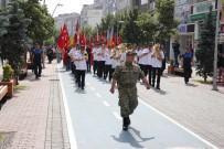 HALK OYUNLARI - Atatürk'ün Bolu'ya Gelişinin 84'Üncü Yılı Kutlandı