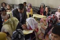 ÖĞRENCİLER - Başkan Asya, Çocuk Kursiyerleri Ödüllendirdi