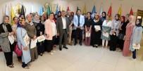 TEVFİK İLERİ - Başkan Çetin, Nezaket Okulu Eğitmenlerine Sertifika Verdi