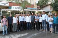 ESTETIK - Başkan Köşker, Gaziler Mahallesi'ne Ziyaret