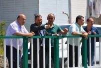 KANALİZASYON - Başkan Uysal, Kepez Mahallesi'nde Çalışmaları İnceledi