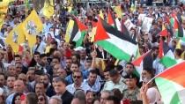 Batı Şeria'da 'Yüzyılın Anlaşması' Planına Karşı Gösteri