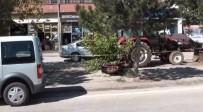 BAYBURT ÜNİVERSİTESİ - Bayburt'ta Trafik Kazası Açıklaması 1 Ölü, 1 Yaralı