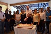 Biga Belediye Başkanı İsmail Işık'a Doğum Günü Kutlaması