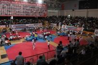 Bin 700 Sporcunun Katıldığı Şampiyona Çankırı'da Başladı