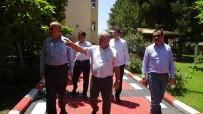 İLÇE MİLLİ EĞİTİM MÜDÜRÜ - Bölgenin İlk 'Millet Kıraathanesi' Ceylanpınar'da Açıldı