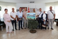 MÜSLÜMAN - Bosna'dan Burhaniye'ye Dostluk Ziyareti