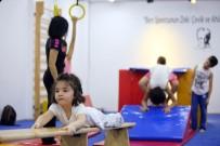 HACI SABANCI - Bülent Ecevit Spor Tesisi'ne Çocuk Jimnastik Salonu