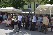 Çifteler'de 15 Temmuz Demokrasi Şehitleri İçin Mevlid-İ Şerif Okundu