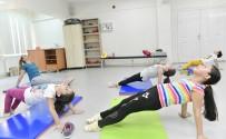 AHMET YESEVI - Çocuklarda Sağlıklı Gelişim İçin Jimnastik