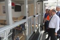 BAŞBAKANLIK - Deprem Simülasyon Tırı Bitlis'te