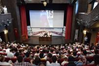 19 MAYIS ÜNİVERSİTESİ - Düzce Üniversitesinde'Teopolitik Açıdan 15 Temmuz' Paneli Düzenledi