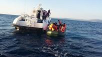 MÜLTECI - Ege'ye Turist Değil, Mülteci Akını
