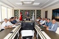 BELEDİYE BAŞKANLIĞI - Ekonomi Koordinasyon Kurulu Toplantısı Yapıldı